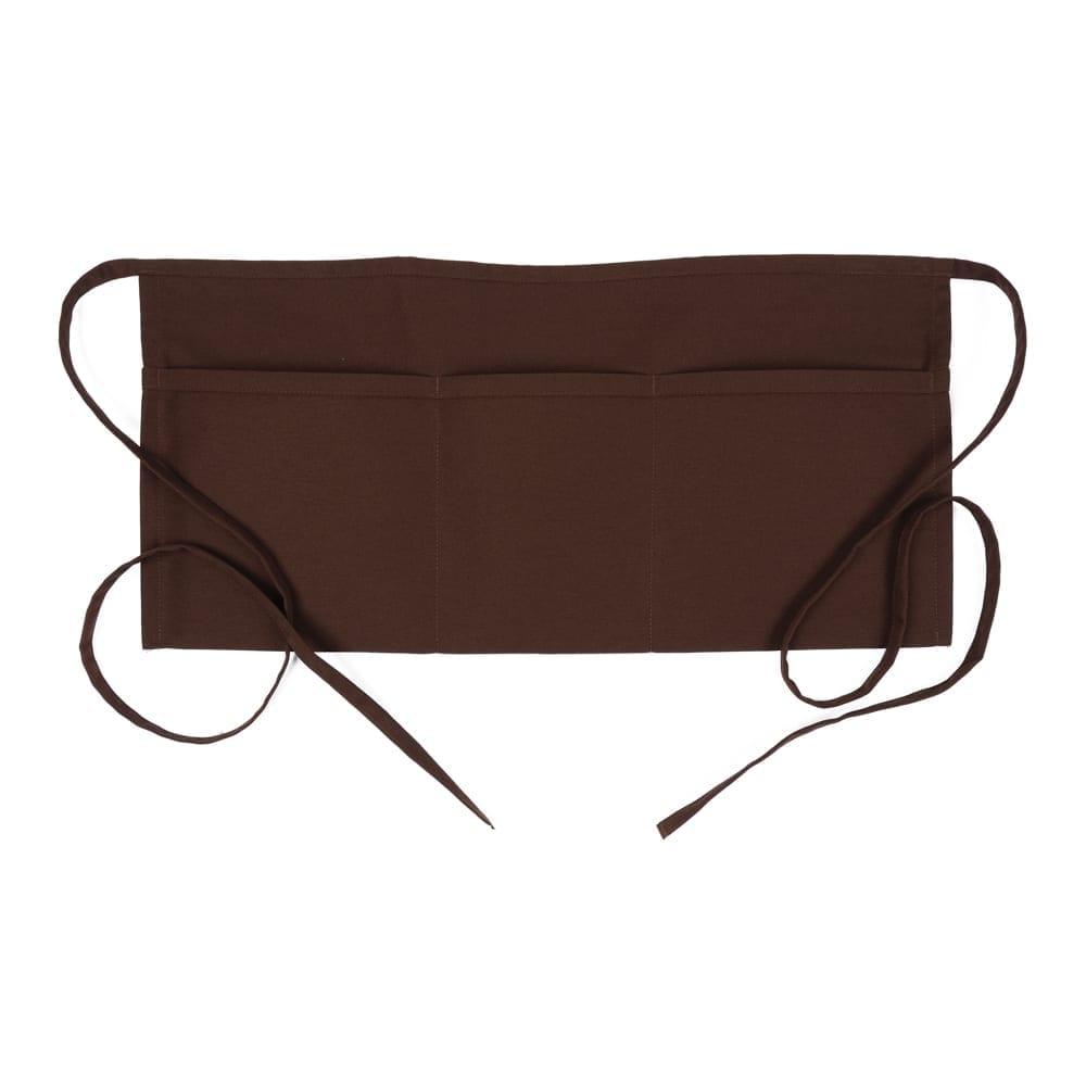 Brown 3 Pocket Waist Apron