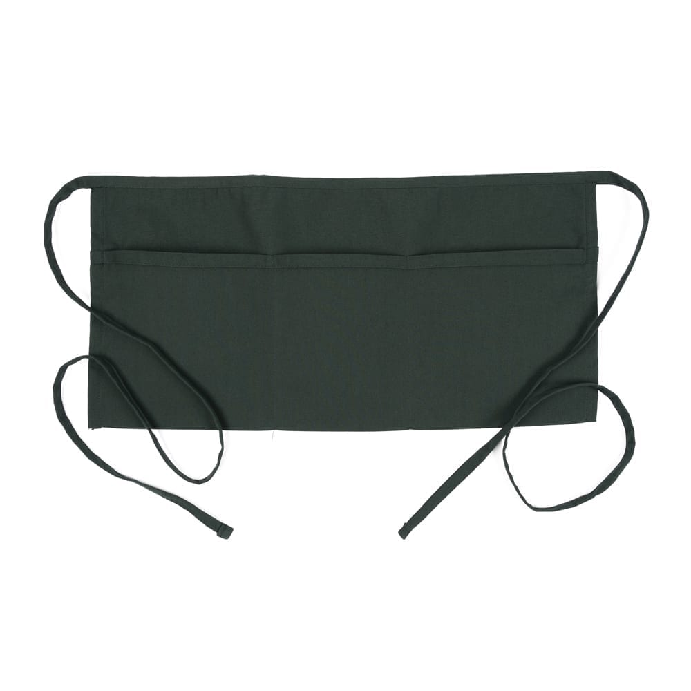 Hunter Green 3 Pocket Waist Apron