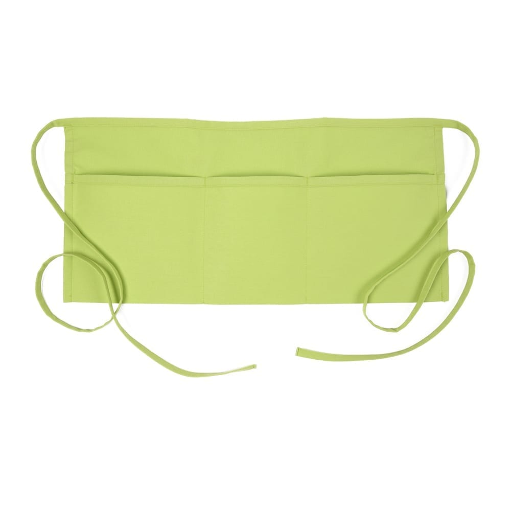 Lime Green 3 Pocket Waist Apron