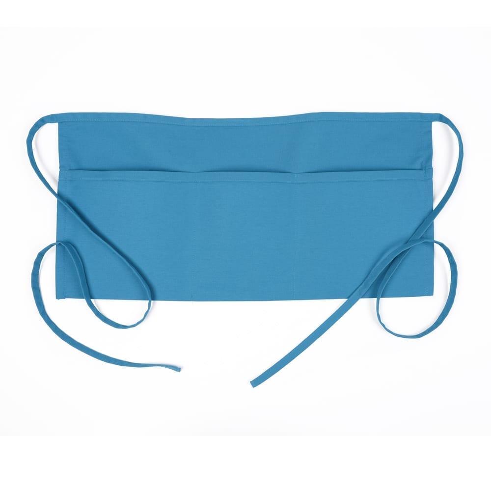 Turquoise  3 Pocket Waist apron