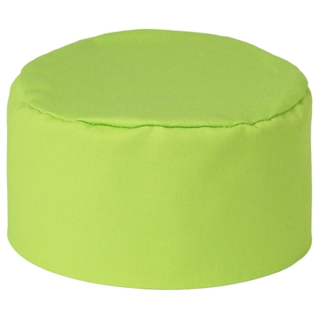 C21 - Chef and Baker's Skull Cap Lime