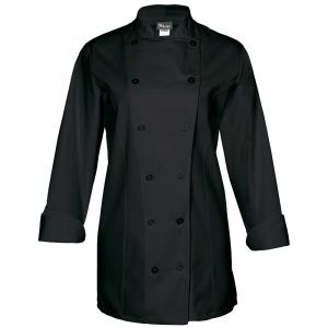 C30 Chef Coat Womens Long Sleeve