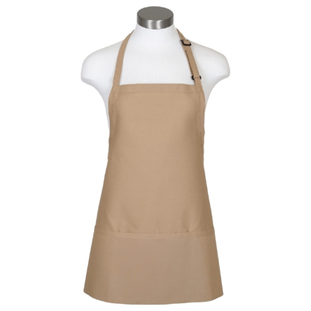Extra Large 3 Pocket Bib Apron