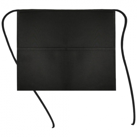 2 pocket square waist apron