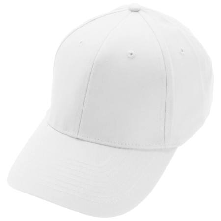 H64 LOW PROFILE CAP WHITE 29056