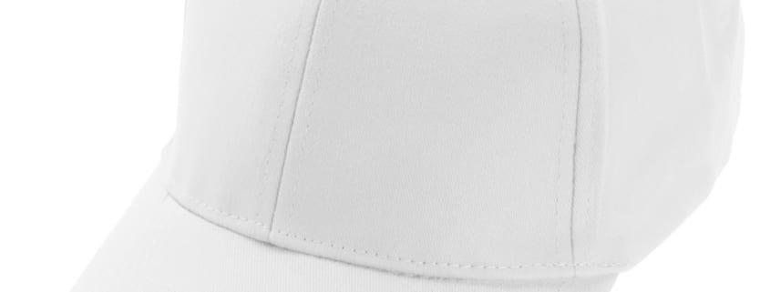 H64 LOW PROFILE CAP WHITE 29056