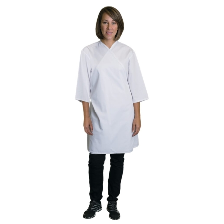 Unisex Wrap-Around Smock