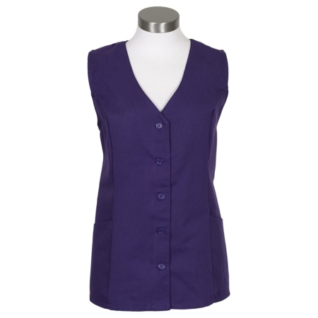 2 pocket female tunic vest