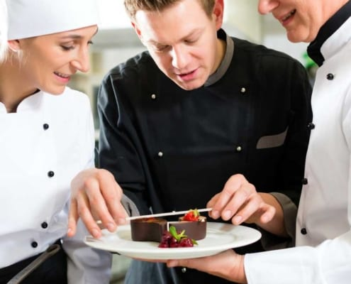 chef uniform functions