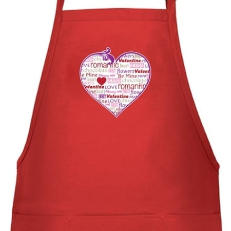 Holiday Theme Aprons