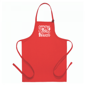 F48 Child Bib - Official Cookie Baker