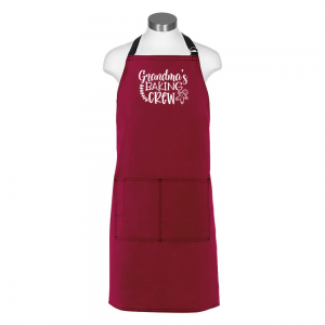 Grandmas Baking Crew CME8 Burgundy