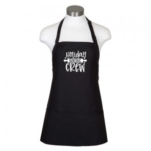 Holiday Baking Crew F10 Black