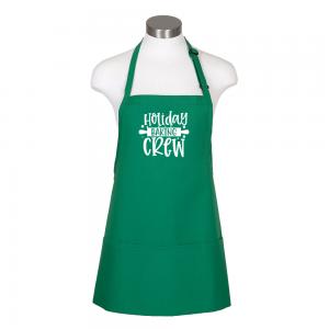 Holiday Baking Crew F10 Kelly Green