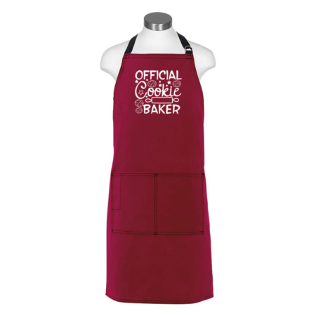 Official Cookie Baker CME8 Burgundy