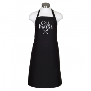 The Grill Master - Black