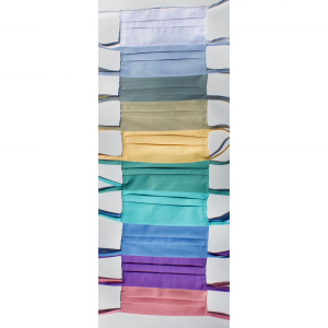 Assorted Colors - Face Masks
