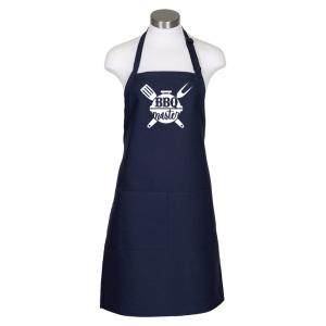 BBQ Master Apron - Navy