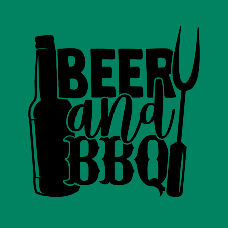 Beer and BBQ Apron