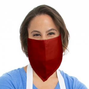 C22 RED Face Mask Model