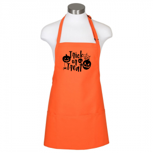 Halloween Apron 2020 - Trick or Treat