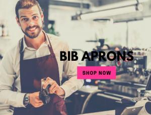 Shop Bib Aprons